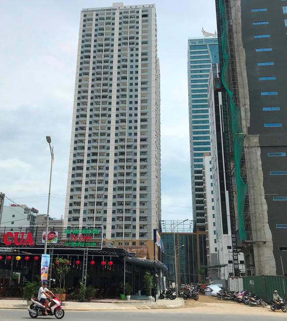 Tháo dỡ công trình vi phạm của Mường Thanh Đà Nẵng từ tháng 2-2020 - Ảnh 2.