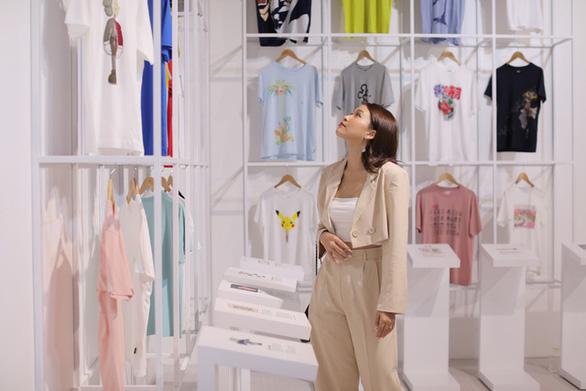 Tre sẽ xuất hiện trong cửa hàng thời trang Nhật tại Việt Nam - Ảnh 1.