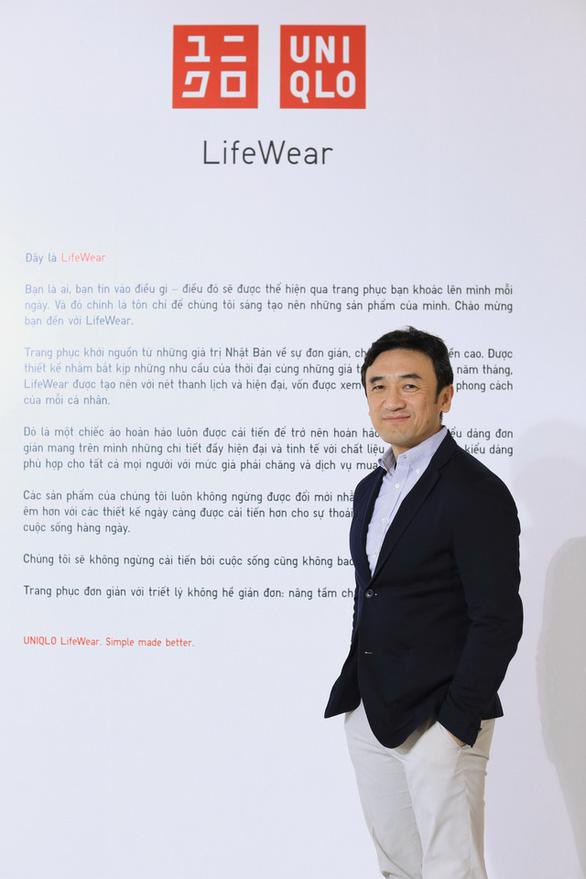 Tre sẽ xuất hiện trong cửa hàng thời trang Nhật tại Việt Nam - Ảnh 2.