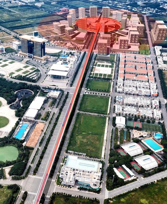 Bình Dương hợp tác Hàn Quốc phát triển trung tâm thương mại thế giới - Ảnh 1.