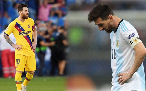 Vòng 12 Giải vô địch Tây Ban Nha (La Liga)  Barca đang hóa... tuyển Argentina - Ảnh 1.