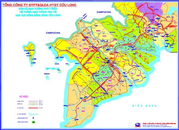 Đề xuất làm đường cao tốc Hà Tiên - Rạch Giá - Bạc Liêu hơn 33.000 tỉ đồng - Ảnh 1.