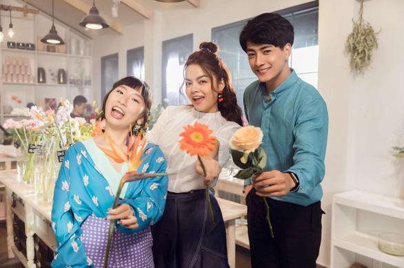 Phạm Quỳnh Anh trở lại với một ca khúc yêu đời - Ảnh 3.