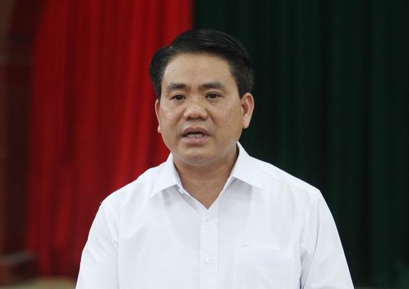 Lãnh đạo Hà Nội xin rút kinh nghiệm sâu sắc vụ xử lý ô nhiễm nước sông Đà - Ảnh 1.