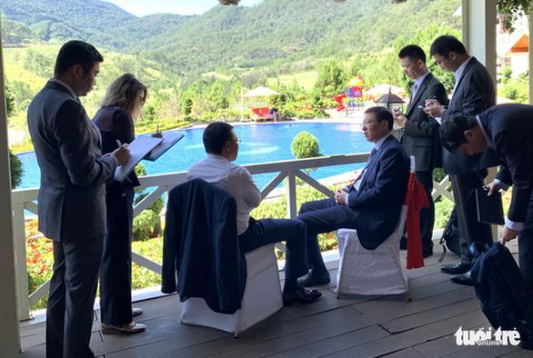 Việt Nam chất vấn Trung Quốc trong hội nghị ASEAN - Ảnh 3.