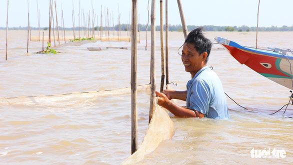 11 thủy điện từ Trung Quốc làm giảm 50% phù sa lưu vực sông Mekong - Ảnh 1.