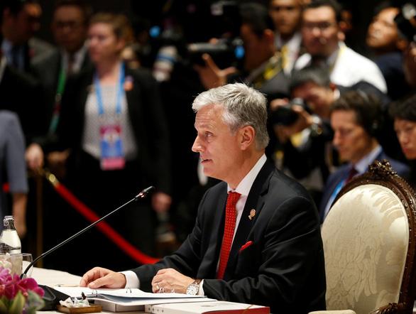 Cố vấn An ninh Mỹ: Trung Quốc đang hăm dọa và cản trở các nước khác - Ảnh 1.