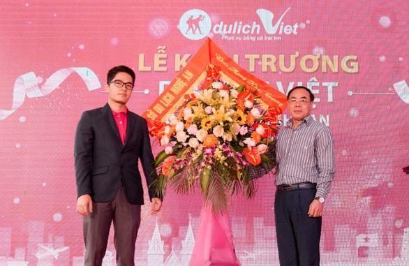 Đồng loạt khai trương du lịch Việt tại Vũng Tàu và Nghệ An - Ảnh 1.