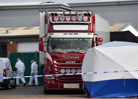 Tòa án Anh phát lại lời trăng trối của nạn nhân vụ 39 người Việt chết trong container - Ảnh 1.
