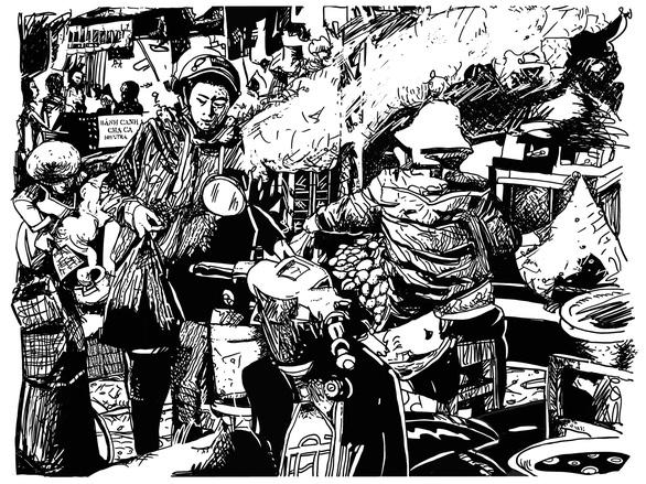 Phố Bên Đồi đưa Dốc Nhà Làng Đà Lạt Vào miền nghệ thuật - Ảnh 6.