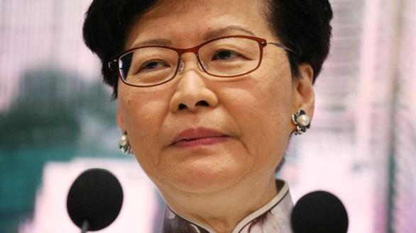 Dập tin đồn thay lãnh đạo Hong Kong, ông Tập nói tin tưởng bà Carrie Lam - Ảnh 1.