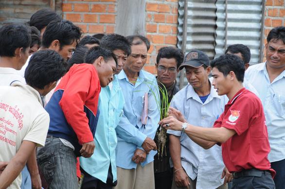 Phong trào tình nguyện trở thành phẩm chất, đặc trưng của thanh niên - Ảnh 3.