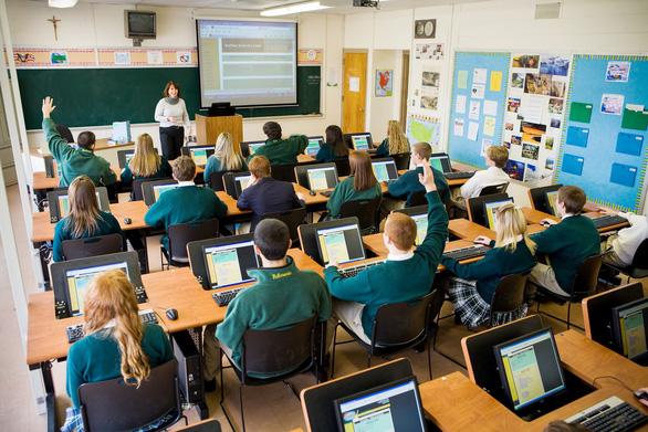 Học bổng tối đa 50% duy trì nhiều năm tại Mỹ - Ảnh 1.