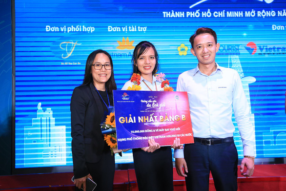 Hướng dẫn viên Lữ hành Saigontourist ba lần liên tiếp được vinh danh - Ảnh 2.