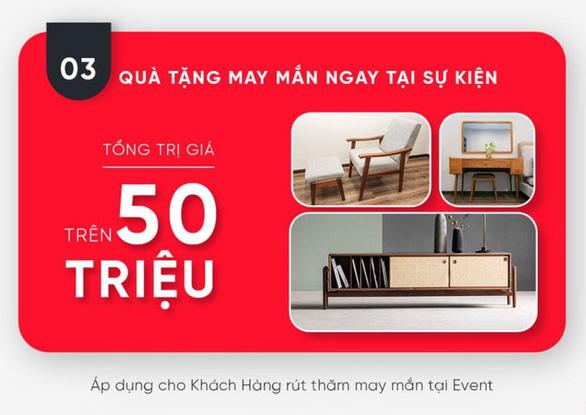 Thước Tầm Group ra mắt thương hiệu TAM Design và Light Home, ưu đãi lớn - Ảnh 4.