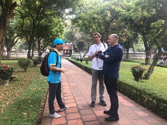Hướng dẫn viên Lữ hành Saigontourist ba lần liên tiếp được vinh danh - Ảnh 4.