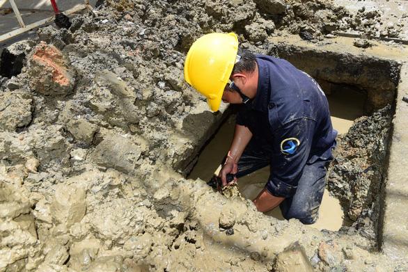 Nguồn nước ngầm Việt Nam ngày càng ô nhiễm nặng - Ảnh 1.