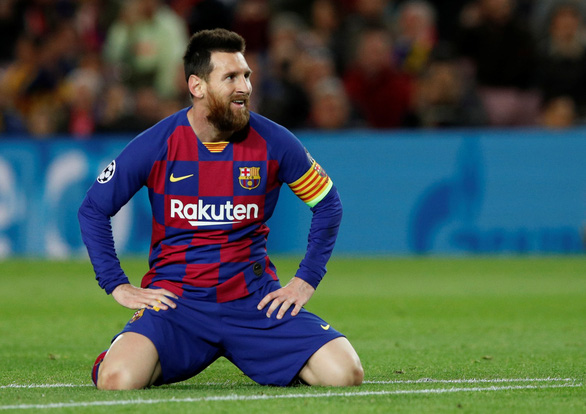 Messi 'tịt ngòi', Barcelona bị Slavia Prague cầm chân tại Nou Camp - Ảnh 3.