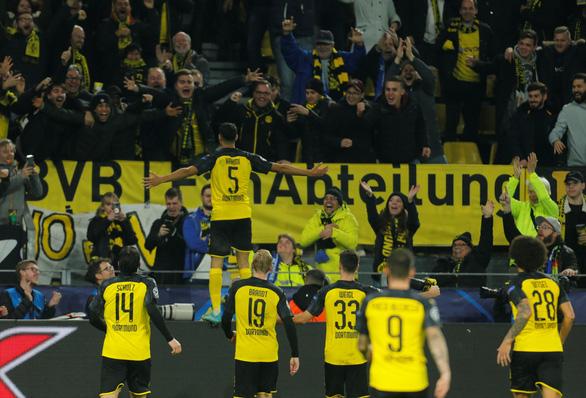 Thua ngược Dortmund sau khi dẫn 2-0, Inter lâm nguy - Ảnh 3.