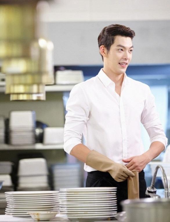 Nam thần Kim Woo Bin trở lại màn ảnh sau 2 năm trị ung thư vòm họng - Ảnh 3.