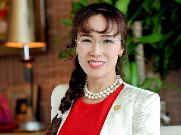 Bà Nguyễn Thị Phương Thảo nhận giải CEO ngành hàng không năm 2019 - Ảnh 1.