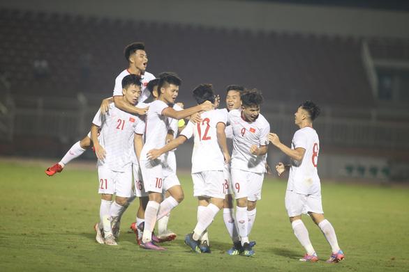 Việt Nam thắng Mông Cổ 3-0 ở trận ra quân vòng loại Giải U19 châu Á 2020 - Ảnh 1.
