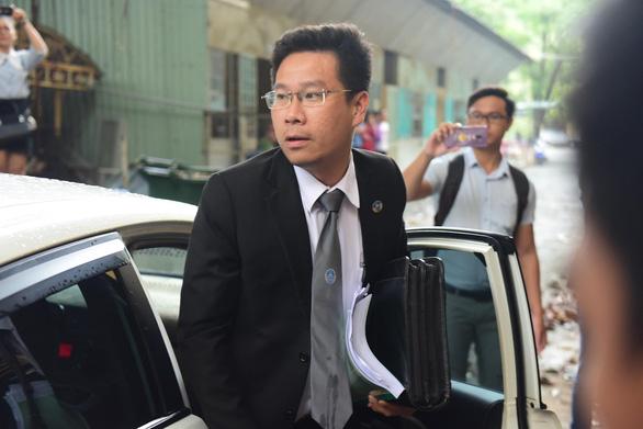 Sáng nay 6-11, ông Nguyễn Hữu Linh hầu tòa phúc thẩm - Ảnh 3.