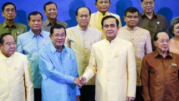 Thái Lan khẳng định không để Sam Rainsy vào nước này - Ảnh 1.