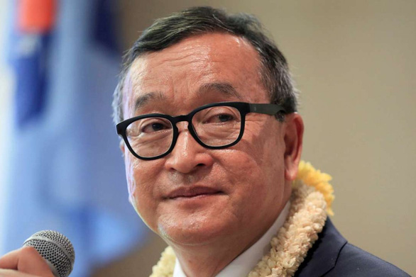 Thái Lan khẳng định không để Sam Rainsy vào nước này - Ảnh 2.