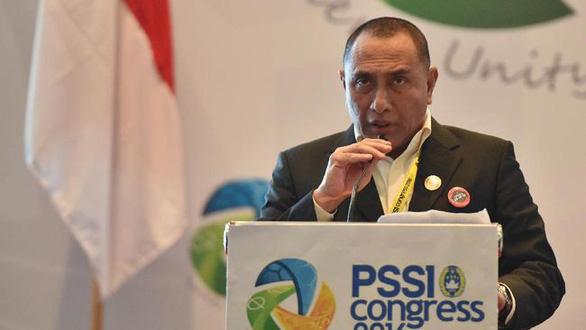 Đang thua 'tơi tả', quan chức Indonesia vẫn muốn đội nhà 'hay hơn tuyển Bỉ' - Ảnh 1.