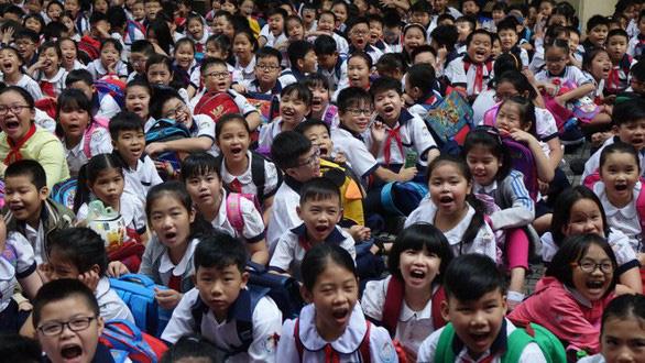 TP.HCM đề xuất mỗi học sinh học thêm không quá 18 tiết/ tuần - Ảnh 1.