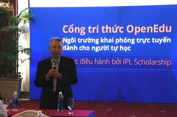 Ra mắt cổng tri thức khai phóng đầu tiên ở Việt Nam - Ảnh 1.
