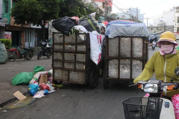 Hà Nội sẽ khủng hoảng vì rác thải rắn - Ảnh 1.