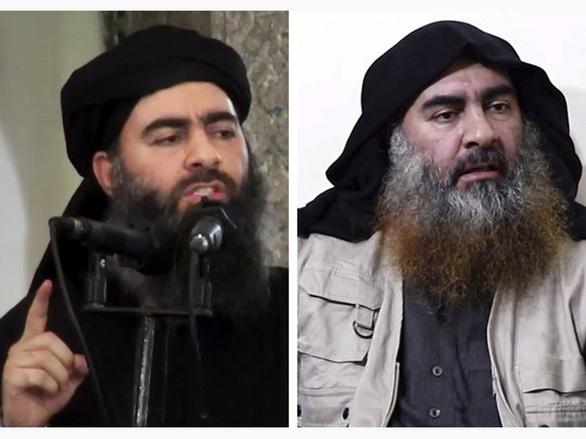 Trùm IS đeo đai bom tự sát kể cả khi ngủ - Ảnh 1.