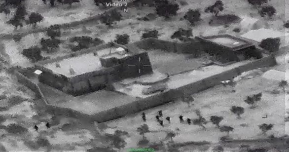 Thổ Nhĩ Kỳ bắt được vợ trùm khủng bố IS al-Baghdadi - Ảnh 1.