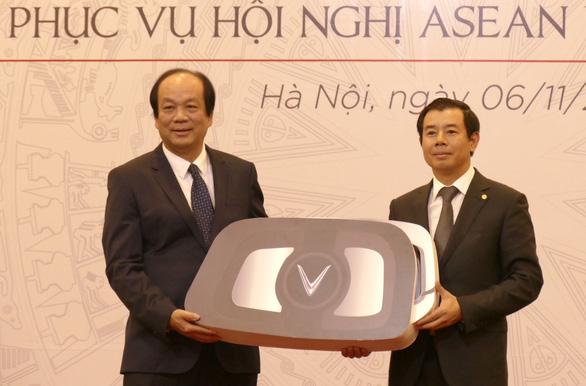 Các hội nghị Asean 2020 sẽ sử dụng xe VinFast - Ảnh 1.