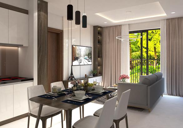 Ký hợp đồng mua bán căn hộ Bcons Miền Đông - Ảnh 1.