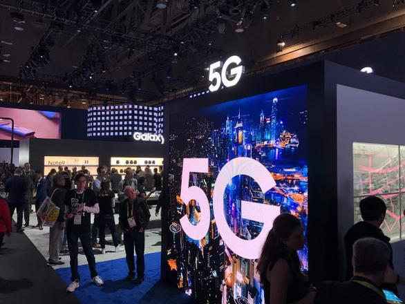 Samsung và tương lai thập kỷ kết nối mới nhìn từ 5G và Wi-Fi 6 - Ảnh 1.