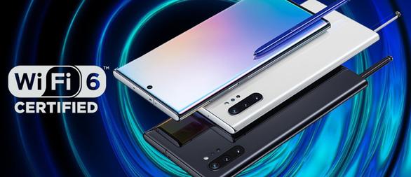 Samsung và tương lai thập kỷ kết nối mới nhìn từ 5G và Wi-Fi 6 - Ảnh 2.