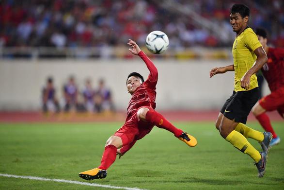 Thể lực tốt giúp tuyển Việt Nam chơi tấn công tốt hơn - Ảnh 1.