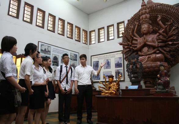 Trung cấp Việt Giao tuyển sinh đảm bảo việc làm các ngành khát nhân lực - Ảnh 1.