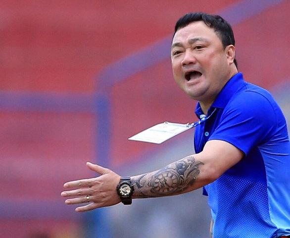 HLV Trương Việt Hoàng dẫn dắt CLB Viettel từ mùa giải 2020 - Ảnh 1.