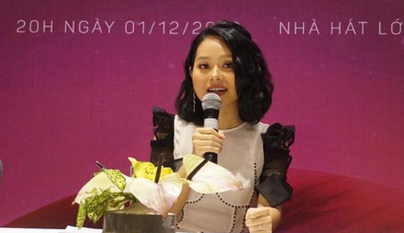 Hoàng Quyên làm live show Sóng hấp dẫn - Ảnh 1.