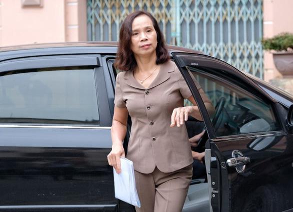 Xét xử gian lận thi ở Hà Giang: Bà Triệu Thị Chính kháng cáo kêu oan - Ảnh 1.