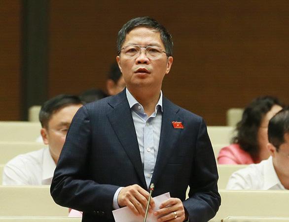 Đại biểu truy bộ trưởng Công Thương về hàng hóa có đường lưỡi bò - Ảnh 1.