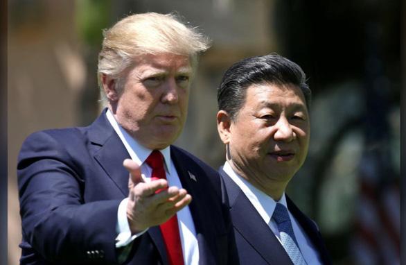 Ông Tập sang Mỹ, ông Trump sẽ ghi điểm lớn - Ảnh 1.