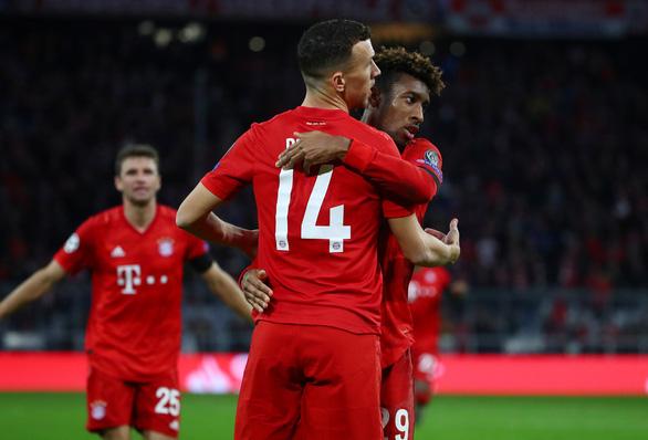 Bayern Munich, PSG và Juventus giành vé đi tiếp ở Champions League - Ảnh 1.