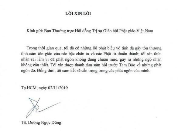 Bình luận 300 tỉ của sư Toàn xúc phạm Phật giáo, một tiến sĩ sám hối - Ảnh 2.