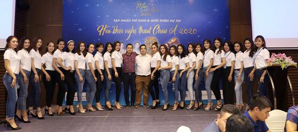 Hoa khôi Nghệ thuật châu Á 2020 chưa cấp phép đã họp báo, tuyển sinh rầm rộ? - Ảnh 1.