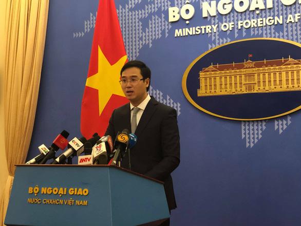 Bộ Ngoại giao hoàn toàn bác bỏ nhận định Việt Nam không có tự do Internet - Ảnh 1.